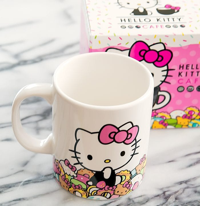 Hello Kitty Cafe mug