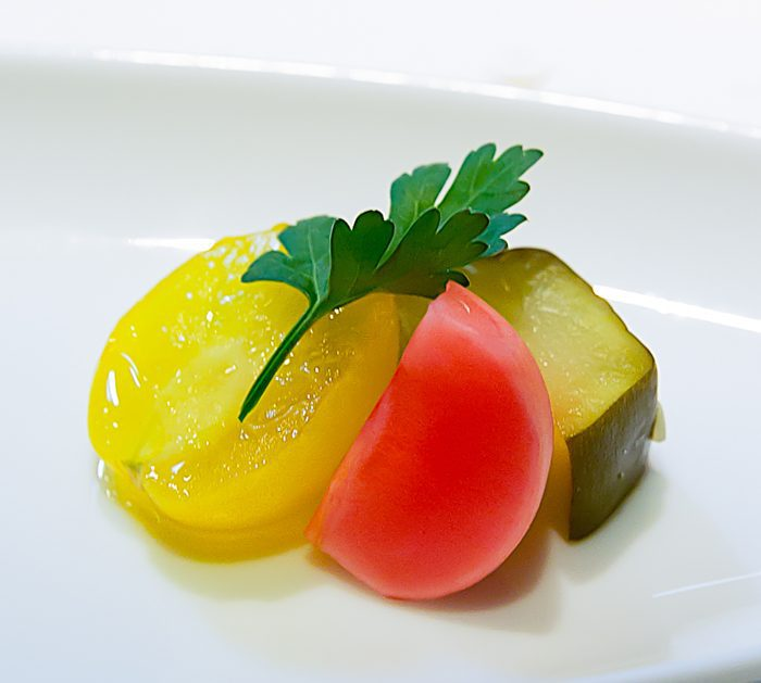 photo of pickled vegetables
