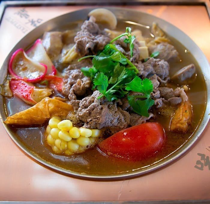 photo of Beef Hot Soup