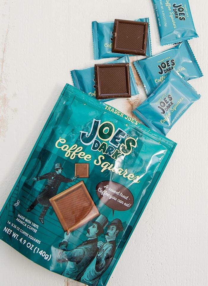 photo of Joe's Dark Coffee Squares
