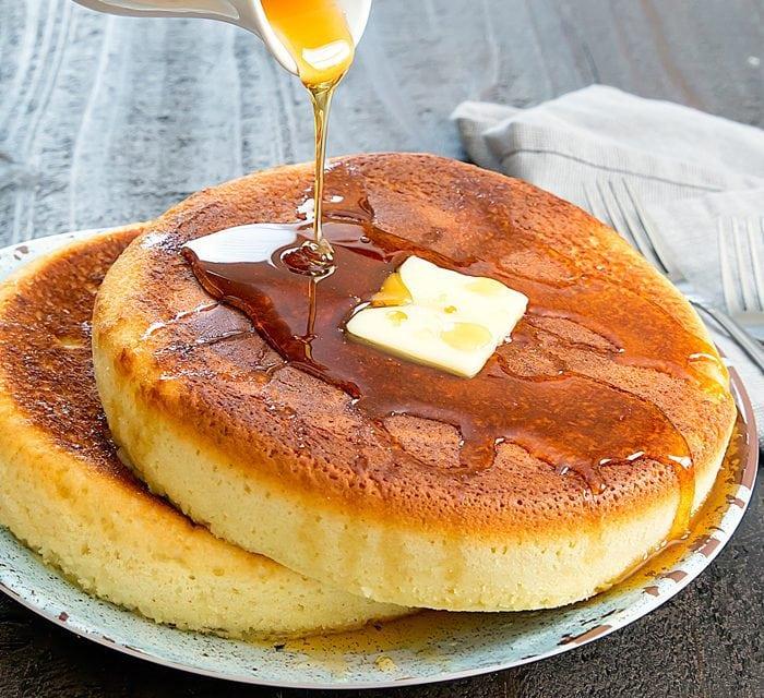 photo of Giant Instant Pot Pancake
