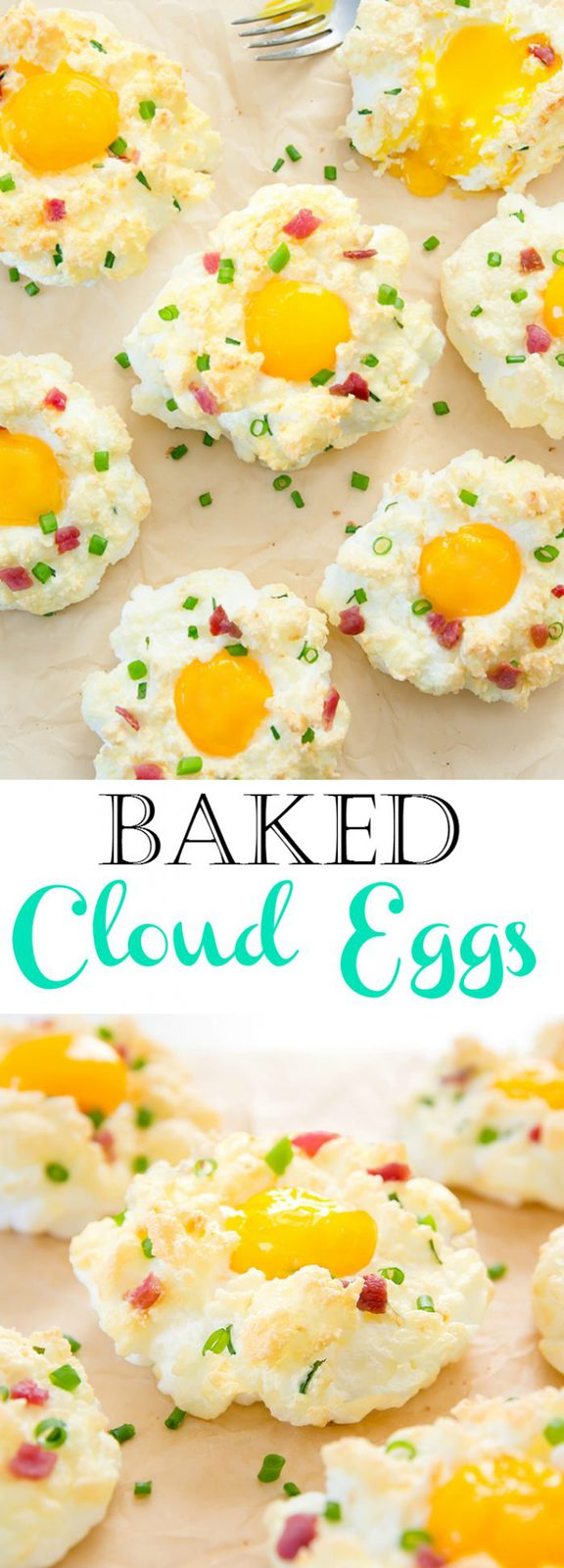 Baked Cloud Eggs