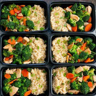 Chicken And Broccoli Stir Fry Meal Prep Kirbie S Cravings