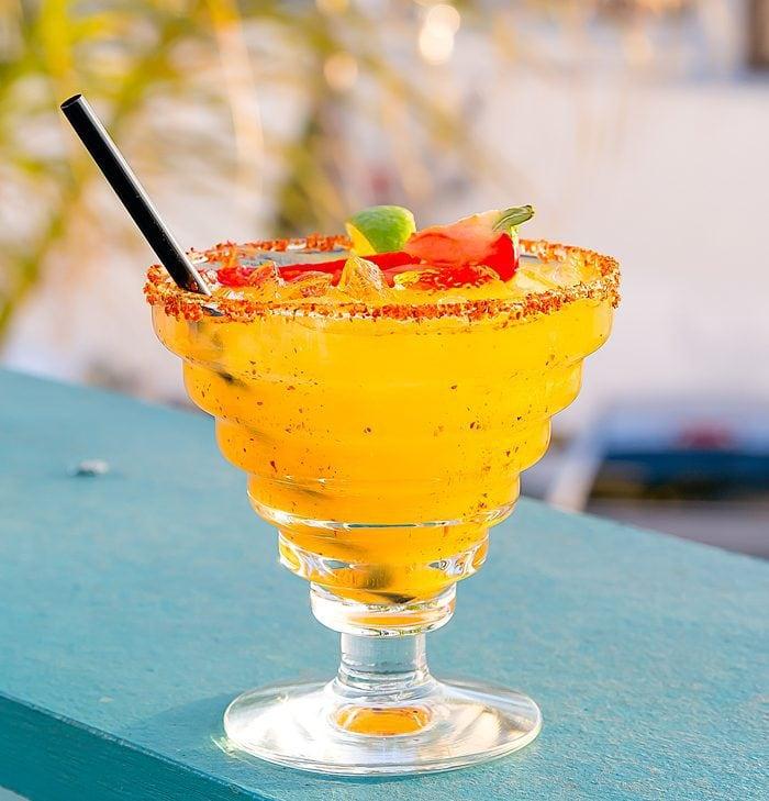 photo of Oh, Dios Mio Mango! Margarita