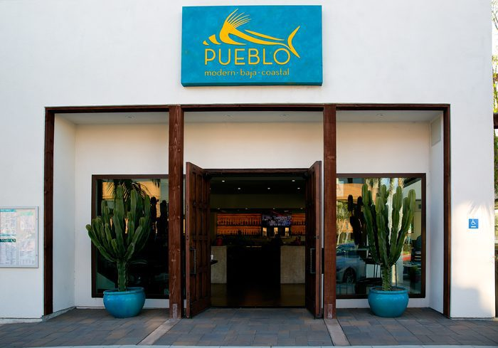 photo of the outside of Pueblo