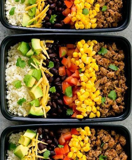 turkey-taco-meal-prep-bowls-12