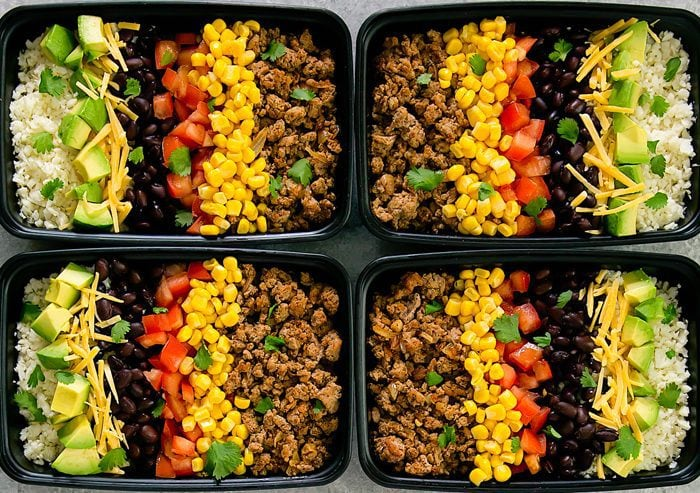 turkey-taco-meal-prep-bowls-6