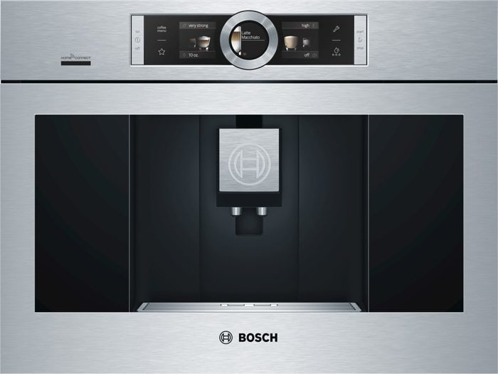 Built In Coffee Maker ~ Bosch and cooking with curtis stone kirbie s cravings