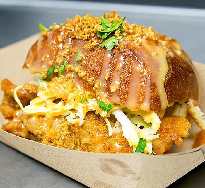 photo of Coffin Bao™ Fried Fish