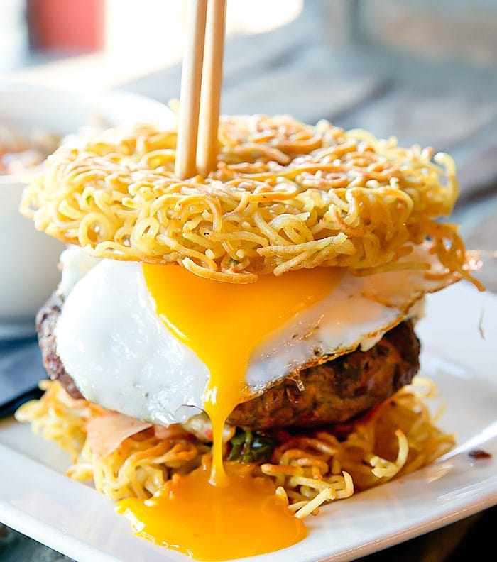 Common Theory Convoy Ramen Burger