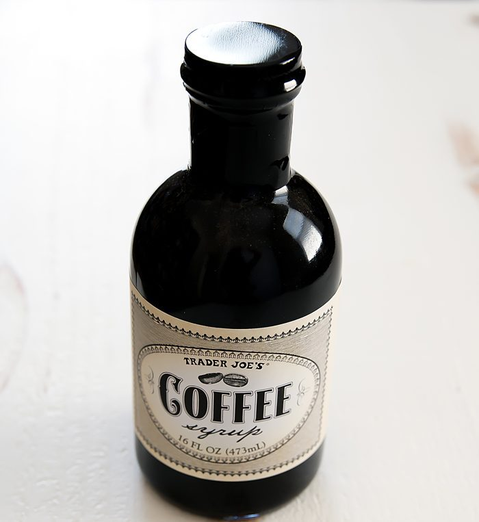 photo of a bottle of Coffee Syrup