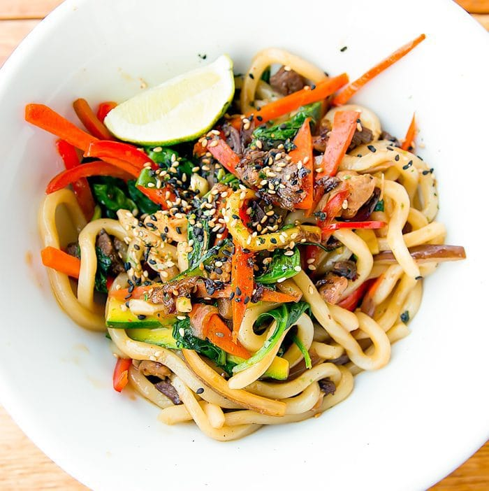 photo of Drunken Noodles