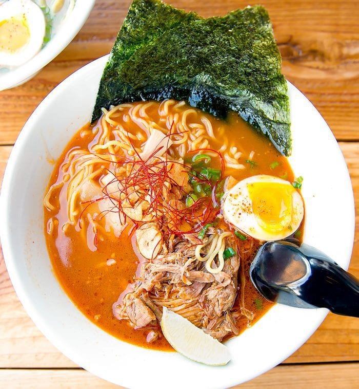 photo of Spicy Carnitas Ramen
