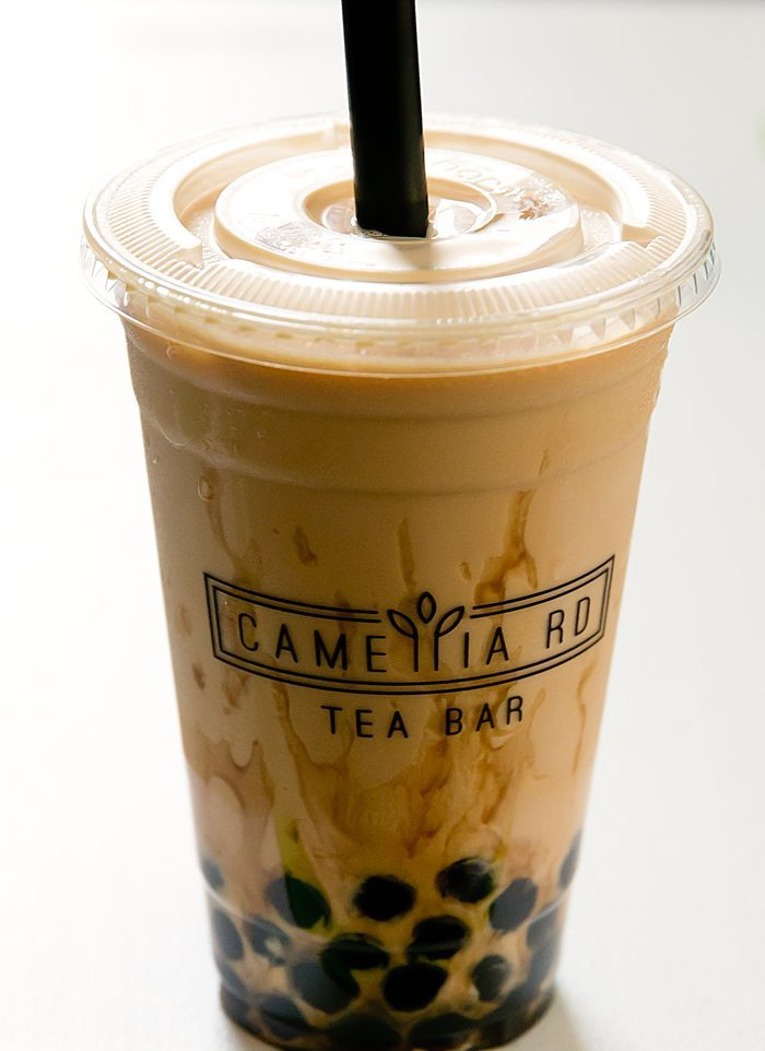 photo of Oolong Milk Tea