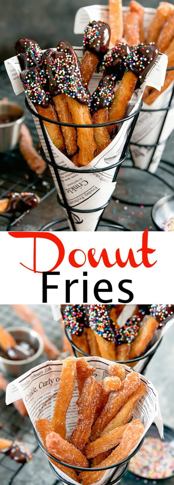Donut Fries