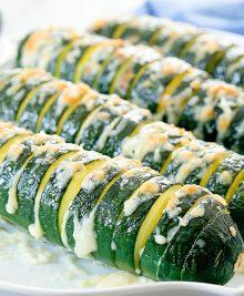 garlic-parmesan-hasselback-zucchini-17