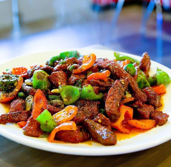 photo of Szechuan Flank Steak