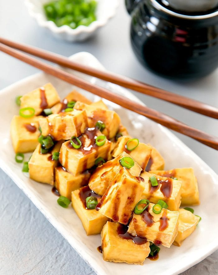 Crispy Baked Tofu photo