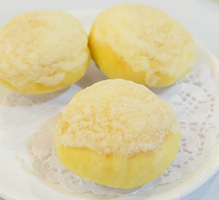 photo of Creamy Egg Yolk Bun