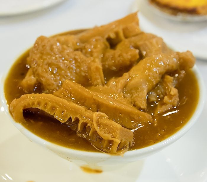 photo of Stewed Tripe
