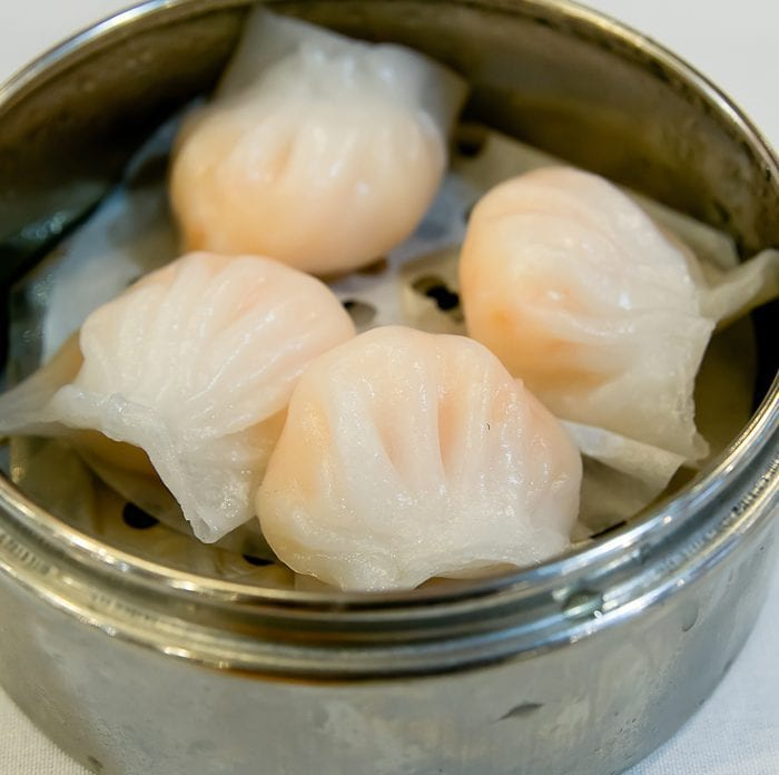 photo of a dim sum dish at Fung Fung Yuen