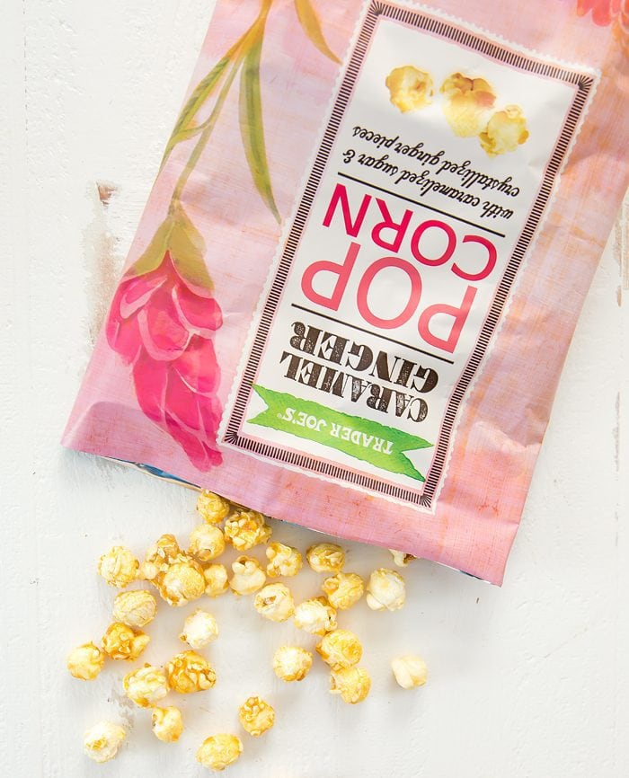 photo of Caramel Ginger Popcorn