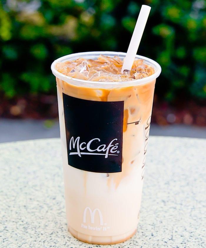 New McCafé Beverages