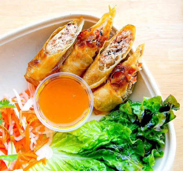 photo of Crispy Pork and Shrimp Rolls