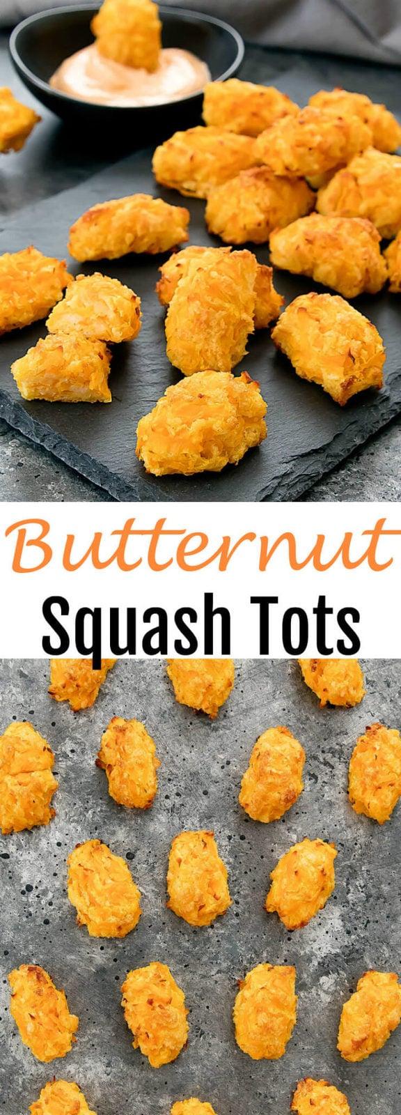 Butternut Squash Tater Tots