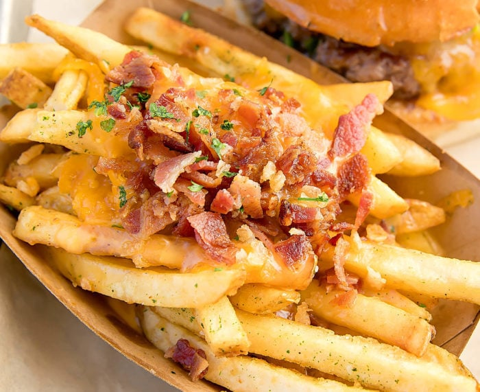 photo of Cheese n' Bacon Fries