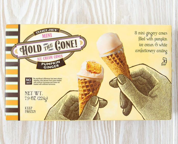 photo of package of Pumpkin Ginger Hold the Cone