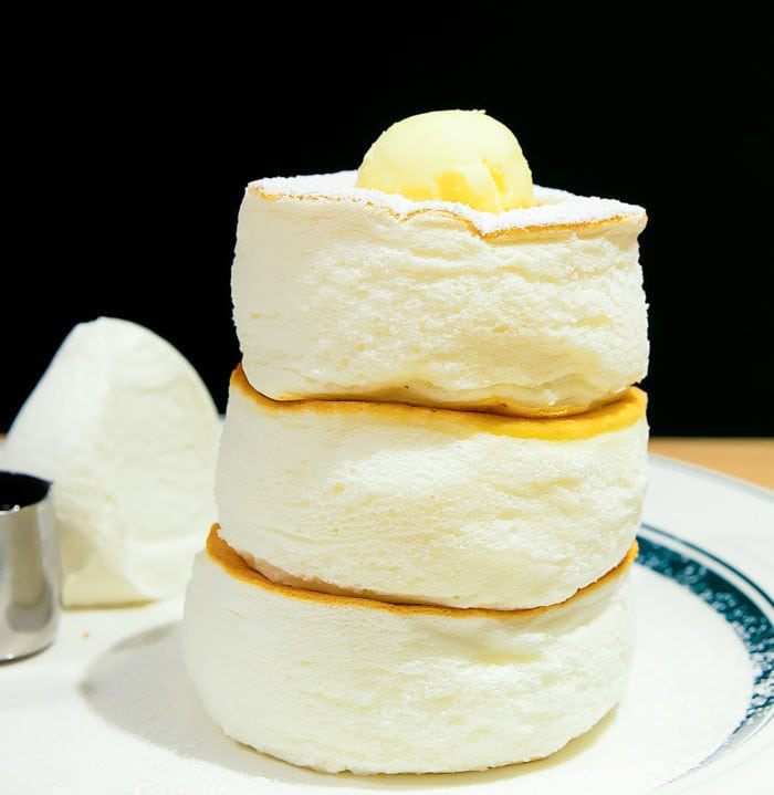 photo of Souffle Pancakes from Cafe Gram
