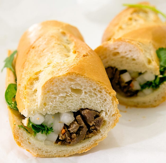 photo of Banh Mi Thit Nuong