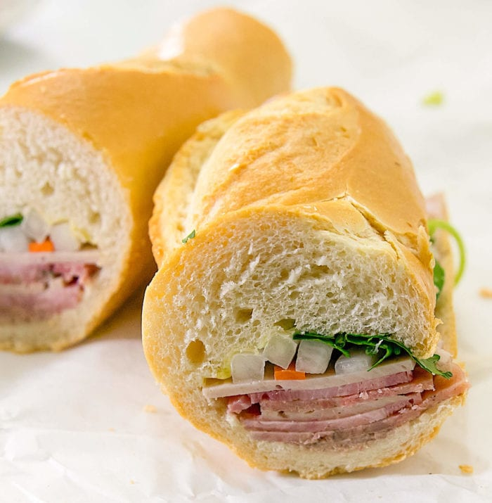 "photo of Banh Mi Dac Biet ""K"""