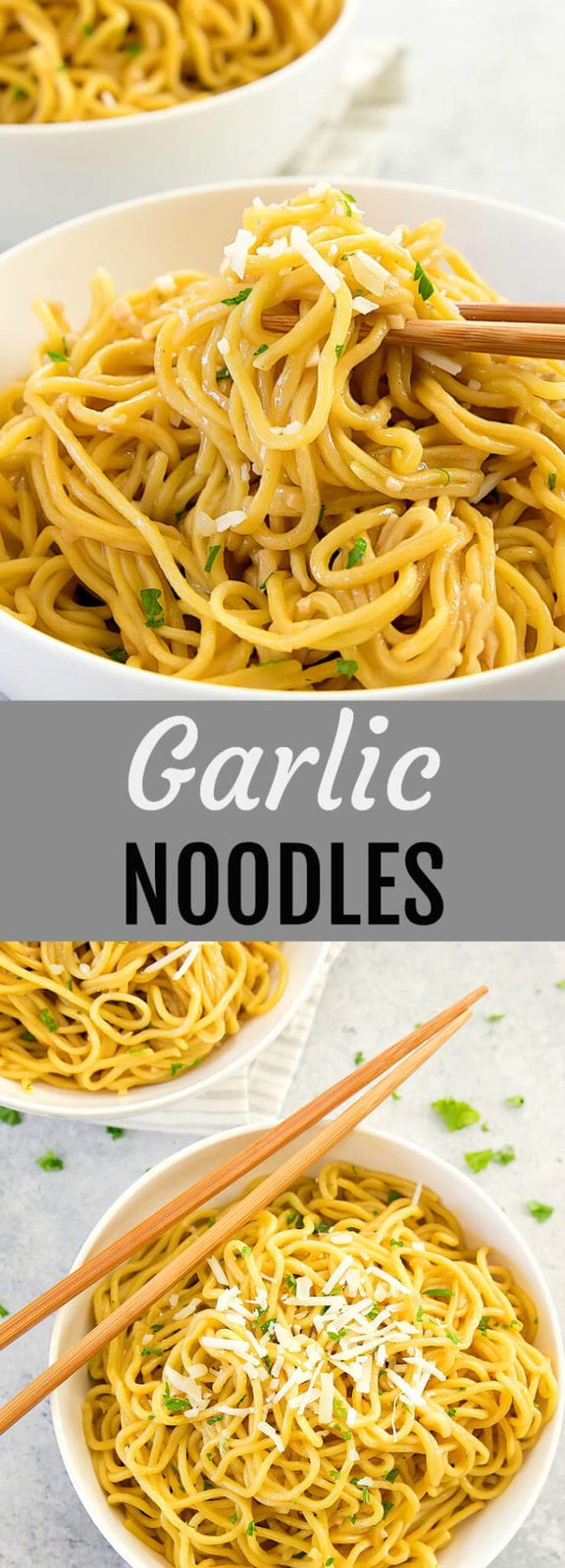 Garlic Noodles