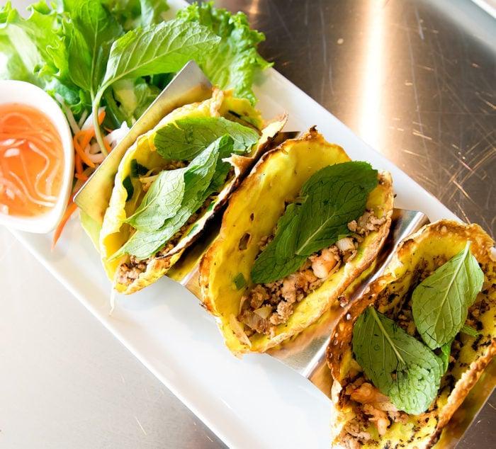 photo of Bánh xèo Tacos