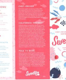 photo of the information about Sweetfin Restaurant