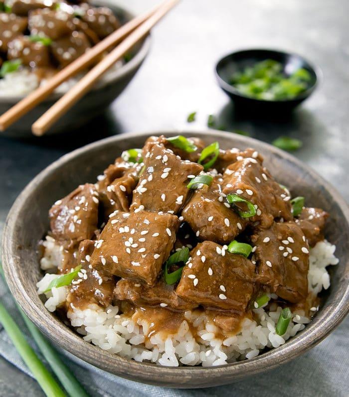 picture of Instant Pot Korean Beef