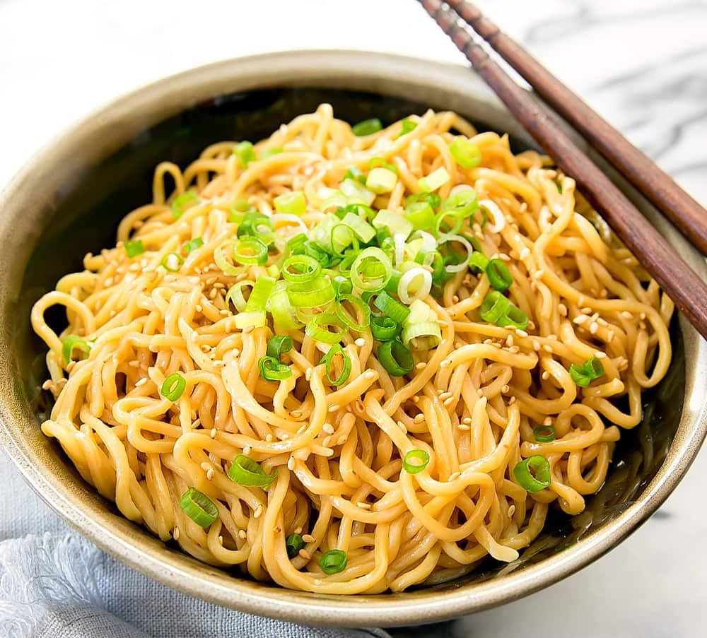 Sesame Noodles Kirbie S Cravings