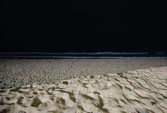 ocean view of Waterbar