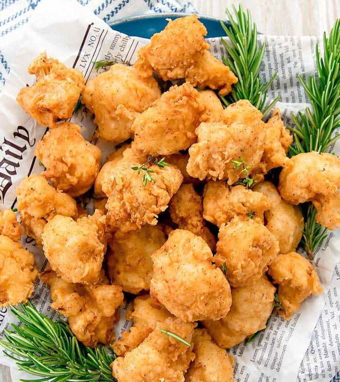Buttermilk Fried Cauliflower