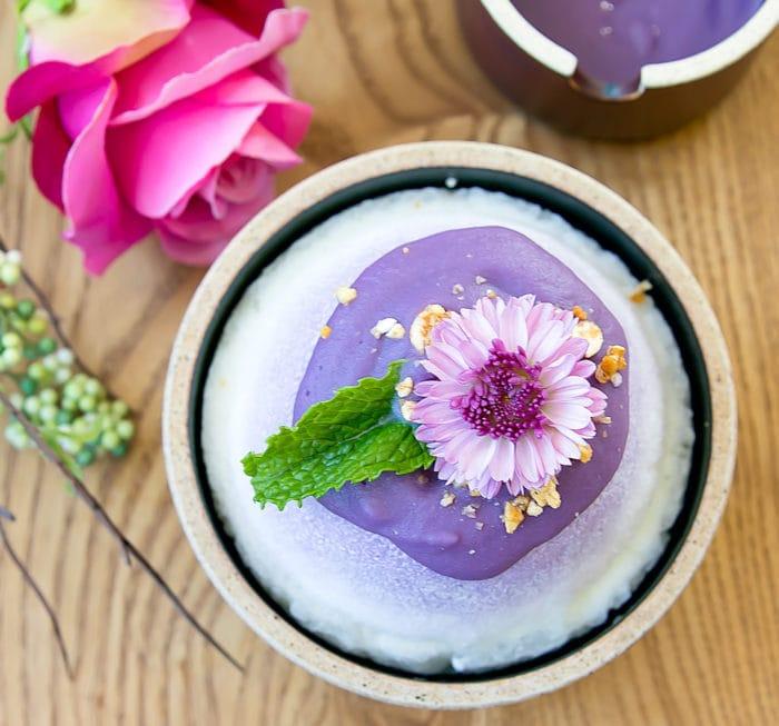 photo of Purple Sweet Potato Bingsoo