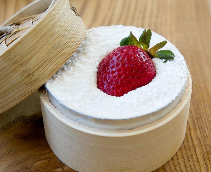photo of Strawberry Tiramisu