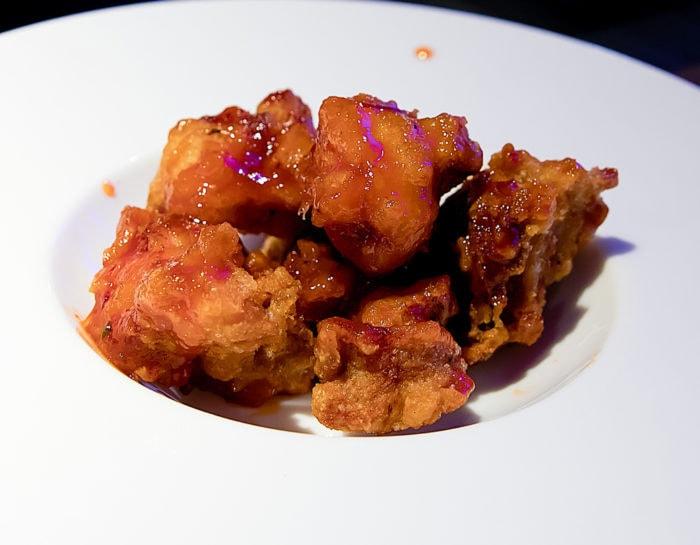 photo of Korean fried chicken
