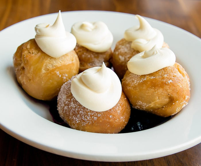 photo of a plate of Bonuts