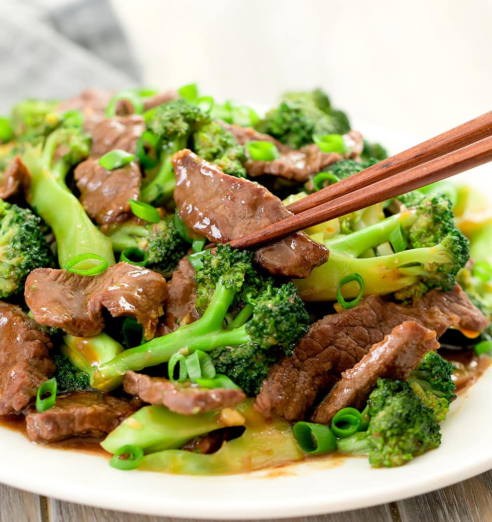 Beef And Broccoli Kirbie S Cravings