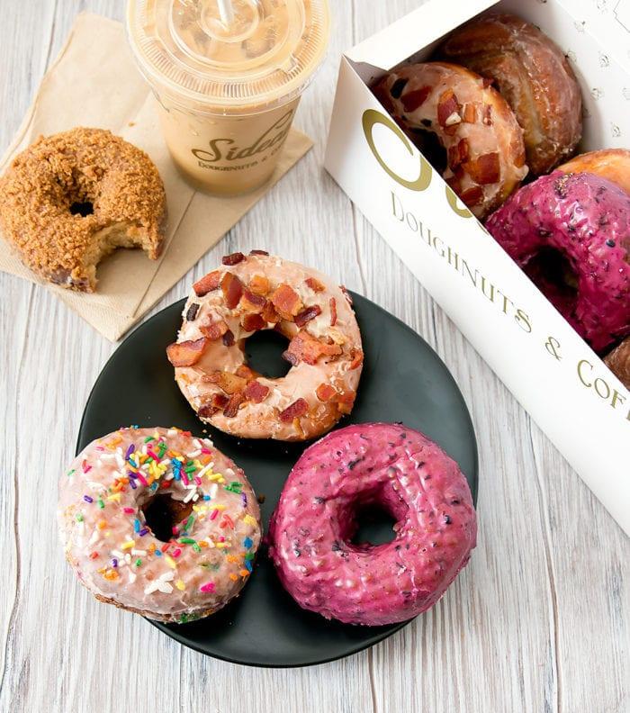Sidecar Doughnuts & Coffee (Del Mar) - Kirbie's Cravings