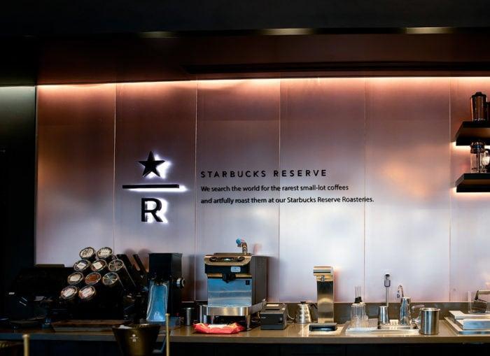 Starbucks Reserve Coffee Bar Kirbie S Cravings