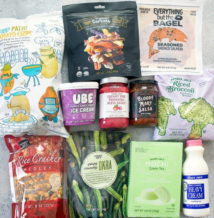 Best Trader Joes Products 2020.Trader Joe S June Edition Kirbie S Cravings
