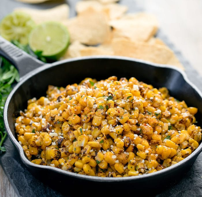 photo of Mexican Corn Salad Dip